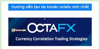 cách mở tài khoản sàn octafx