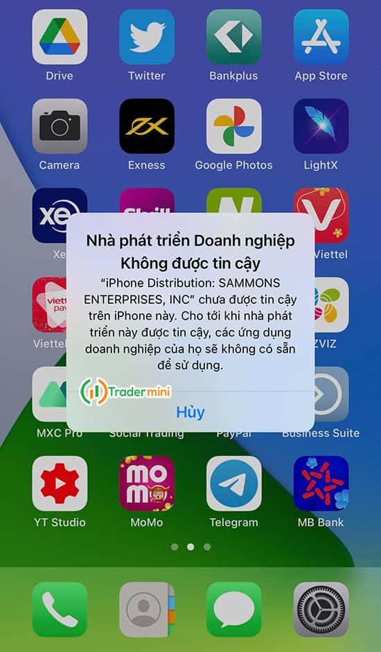 cách tải app mxc