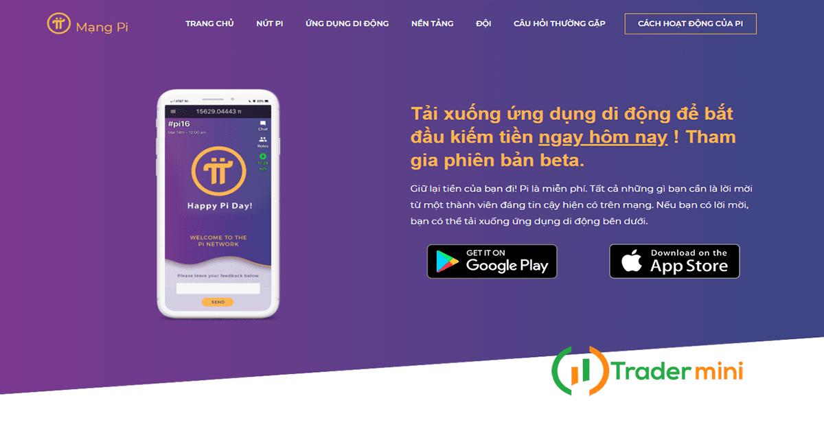 Pi network là gì, pi network lừa đảo,giá pi network, tương lai của pi coin, pi network bao giờ lên sàn, cách chơi đào và khai thác pi network coin, đăng ký pi network, xác minh tài khoản pi network